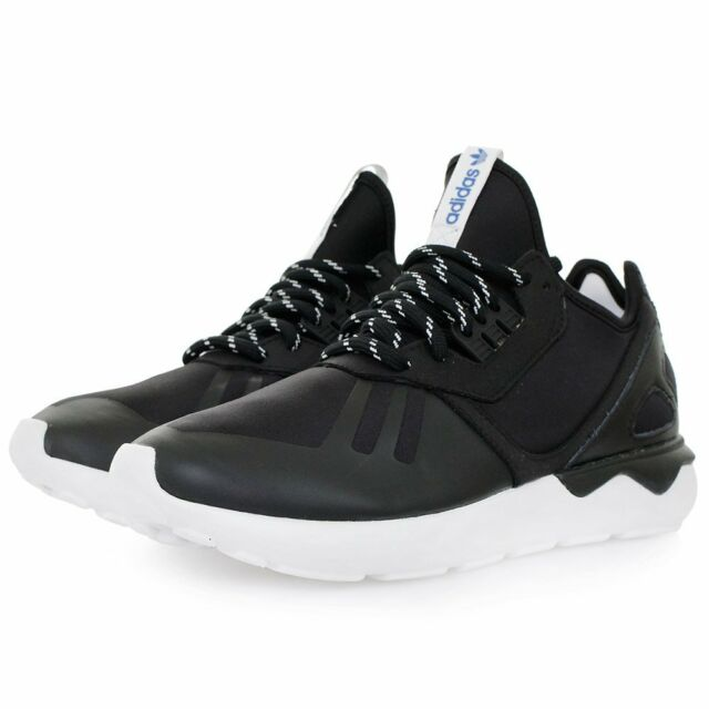 e80c12d6f443 Adidas Originals Tubular Runner Men s Trainers Black White Men s Shoes  M19648
