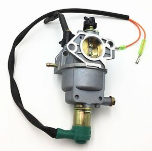 manual choke carburetor for honda gx340 gx390 engine motor rh ebay com Honda GX340 Specs Honda GX340 Parts Diagram
