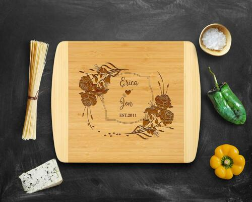 Personalized Cutting board,Couple engraved Cutting board,Wedding gift,Butcher