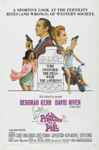 Prudence and the pill Deborah Kerr movie poster print