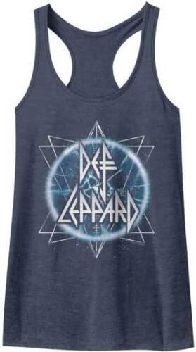 Def Leppard Electric Eye Womans Tank Sleep Shirt Heavy Metal Music