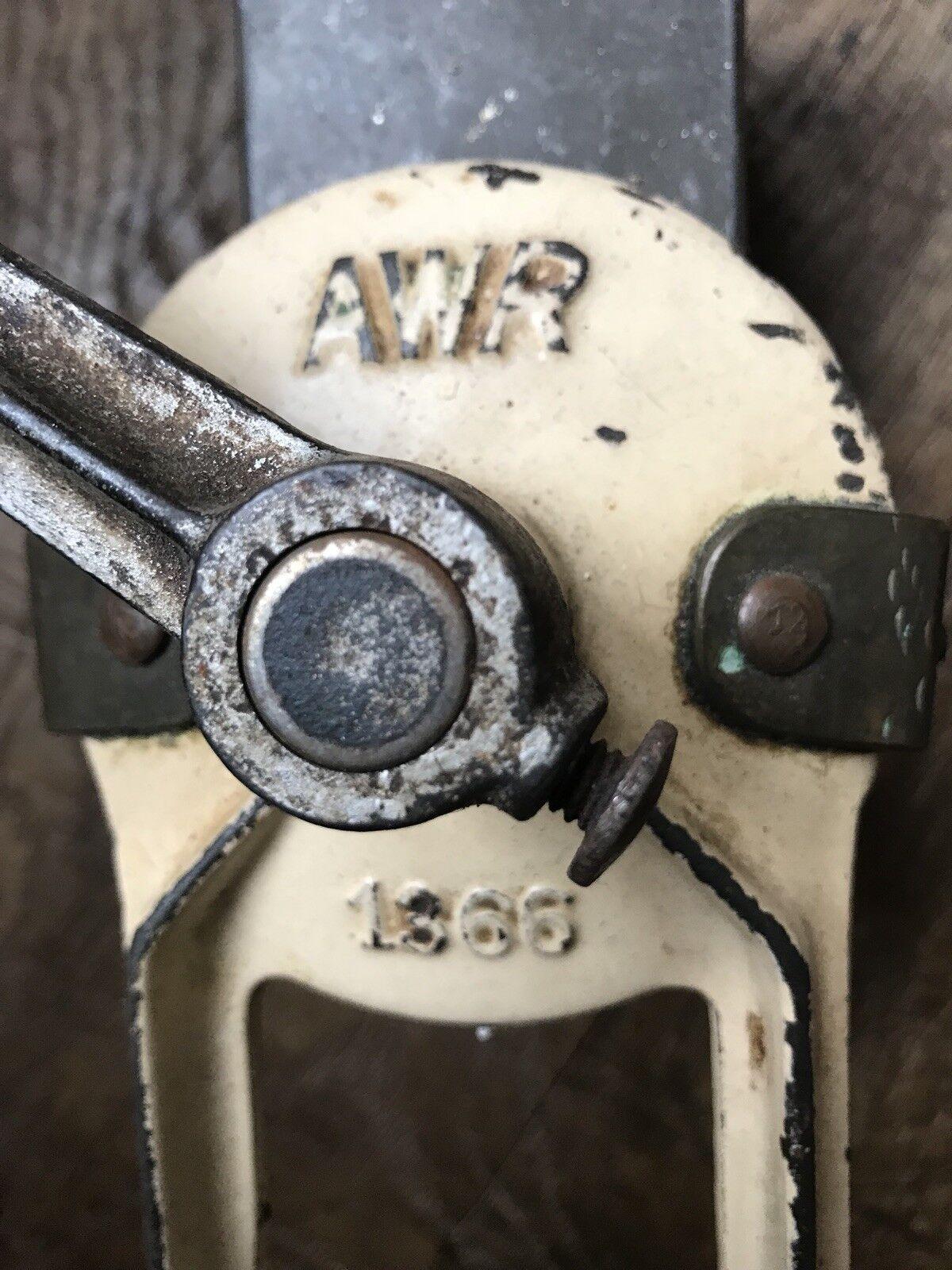 Mühle Gewürzmühle AWR 1366 Spice Mill Mill Mill Quern Germany | Hochwertige Produkte  013751