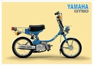 image is loading yamaha-yamahopper-qt50-mbk-ct50-service-amp-owner-