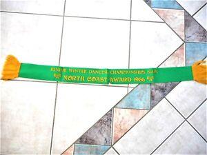 Vintage-Ballroom-Dancing-Sash-Award-NSW-North-Coast-1966-Junior-Championships