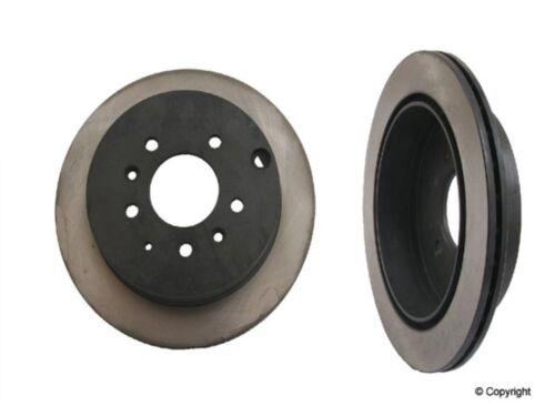 Disc Brake Rotor-Original Performance Rear WD EXPRESS fits 2006 Mazda MPV