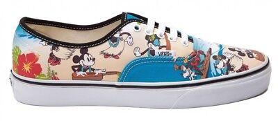 NEU VANS x Disney Authentic Mickey Maus Aloha Hawai Print Schuhe Nachfahren Damen | eBay