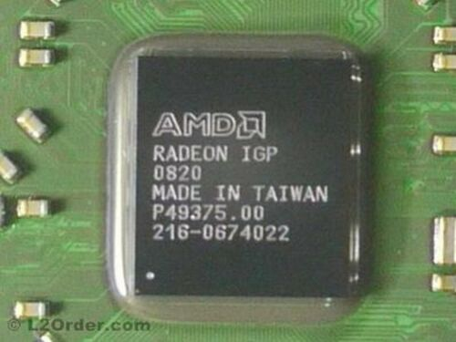 1X NEW AMD RADEON IGP 216-0674022 BGA chipset With Lead free Solder Balls