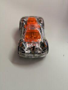 HOT-WHEELS-FERRARI-360-Modena-2006-vetrina-modello-da-collezione-senza-imballaggio-originale-RAR