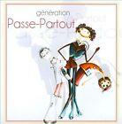Génération Passe-Partout [Digipak] by Various Artists (CD, 2009, Tandem Records)