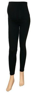 Ladies Women Black Maternity Leggings Pregnancy Trouser Very Relaxed Comfortable Delikatessen Von Allen Geliebt