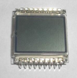 2 x VI201DP-RC - LCD - 7x1 - 2 digits - réfléchissant