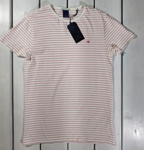 Uomo Taglia Soda Nuovo T Spiaggia Amsterdam Mostro Scotch M Couture shirt 4I40nBO