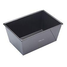 "Non-Stick Box-Sided 4 lb Loaf Tin 25 x 16 cm (10"" x 6.5"")"
