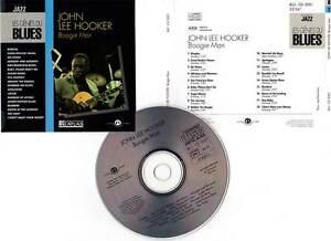 JOHN-LEE-HOOKER-034-Boogie-Man-034-CD-Les-Genies-du-Blues