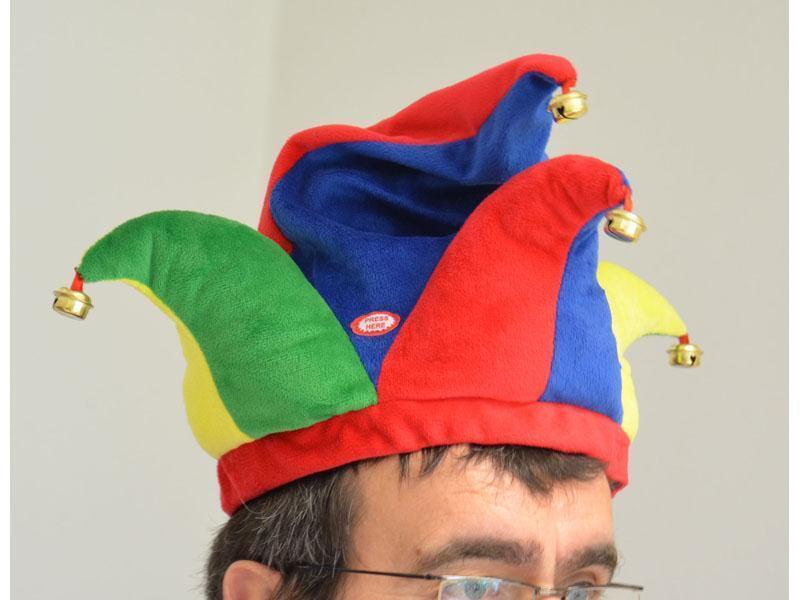 Dancing Hat Carnival 2 Melodie-Funktionen Carneval Carnival Bell Ink Fun