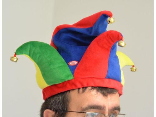 Derviche chapeau carnaval 2 mélodie-fonctions Fasnacht mardi gras cloches fraîches plaisir