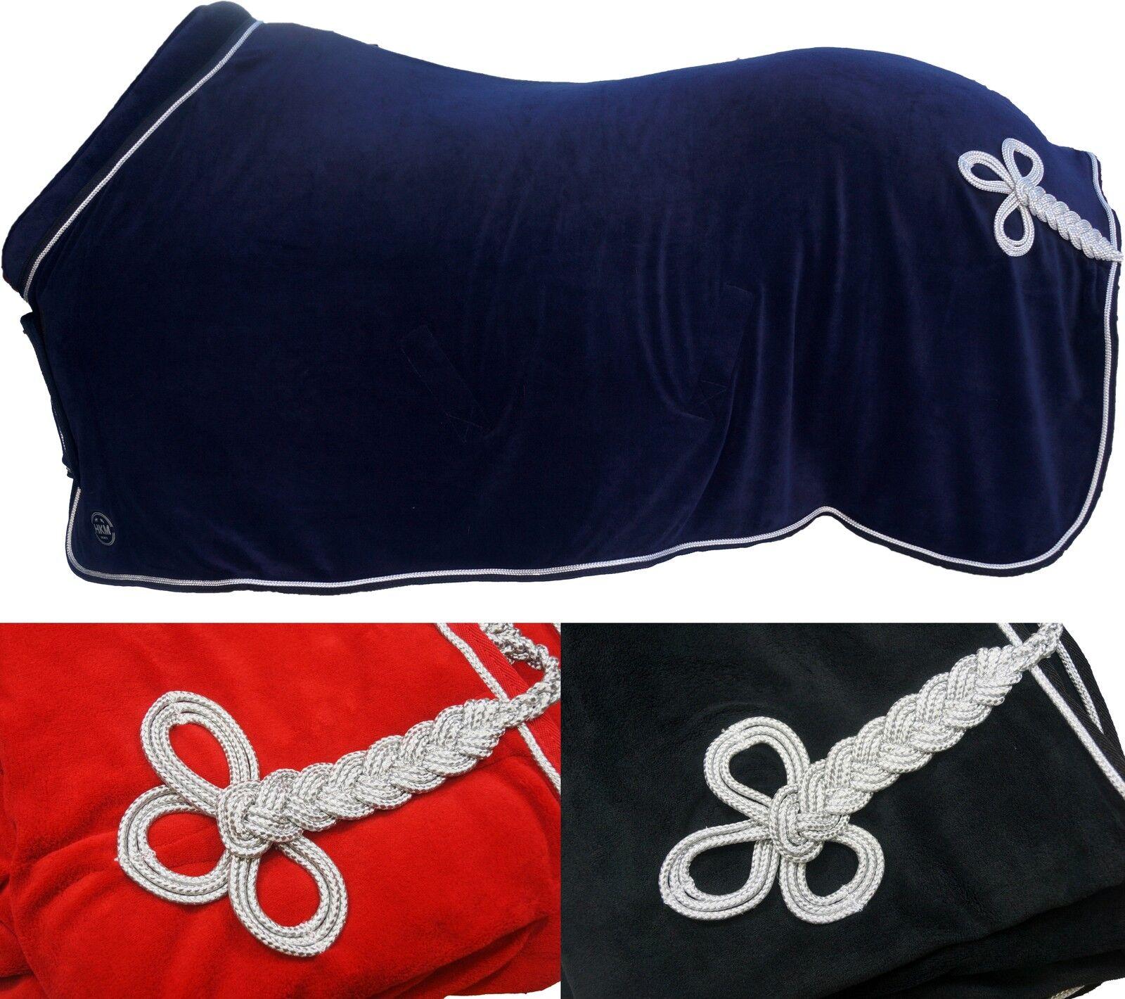 % % % HKM Anti-sweat Sheet Parade Blanket Show Dark bluee 155cm (7224) % % %