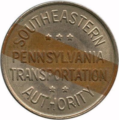 Conestoga Transportation Co. Lancaster, Pennsylvania transit token PA525D