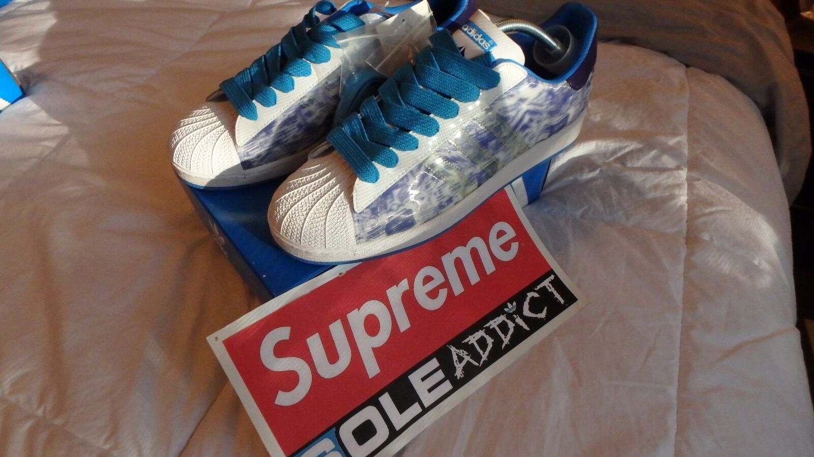 Adidas Superstar 86 Size 12 Art 060190 Date 03 08
