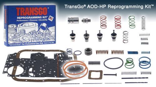 SKAOD-HP * Transgo Reprogramming Shift Kit 84-Up AOD-HP AODHP AOD HP