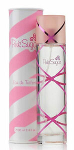 PINK-SUGAR-by-Aquolina-Perfume-3-4-oz-100ML-New-in-Box