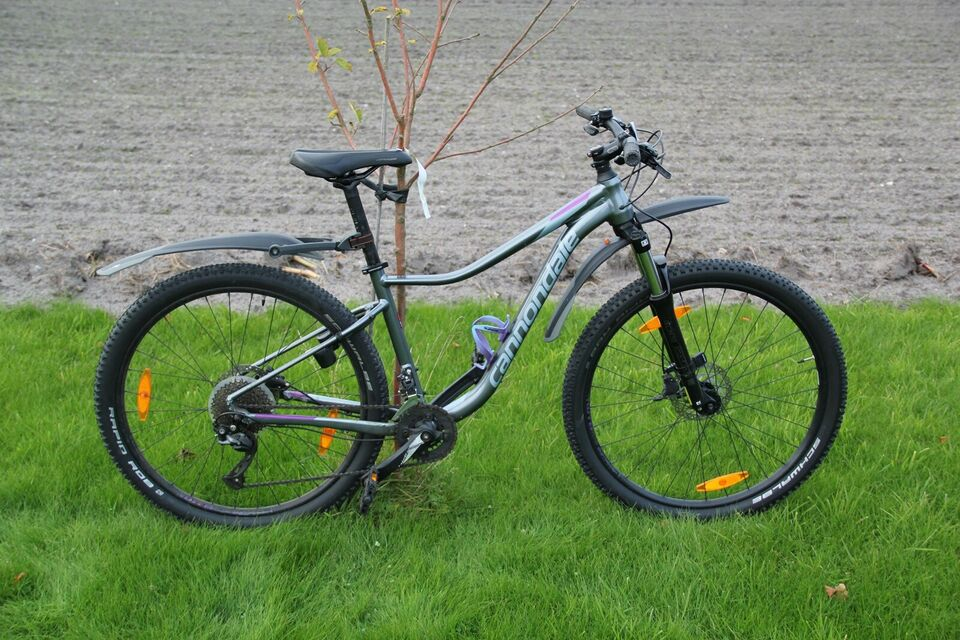 Cannondale Trail4, hardtail, 17 tommer