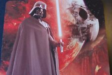 Star Wars Darth vader death star Anti slip MOUSE PAD 9 X 7inch Rogue episode IV