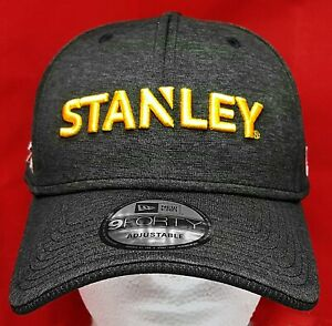 Joe-Gibbs-Stanley-DeWalt-Toyota-19-NASCAR-New-Era-9forty-adjustable-cap-hat