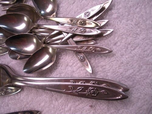 You Choose Oneida MY ROSE COMMUNITY Stainless Flatware silverware vintage