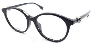 Fendi-Rx-Eyeglasses-Frames-FF-0336-F-PJP-51-17-145-Blue-Made-in-Italy-Asian-Fit