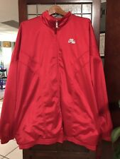 91ab8aa2d34 item 5 Nike AIR JORDAN Men's Size 3XL Full Zip Track Suit Jacket Red Vintage  Warm Up -Nike AIR JORDAN Men's Size 3XL Full Zip Track Suit Jacket Red  Vintage ...