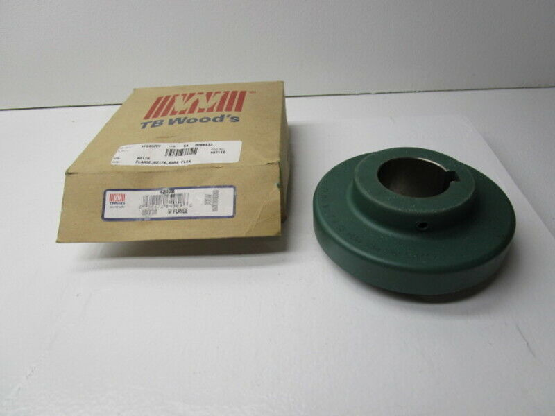TB WOODS 8S FLANGE COUPLING 1-7 8   NEW IN BOX