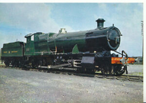 Railway-Postcard-Great-Western-Railway-2800-Class-Goods-Locomotive-Ref-1589A