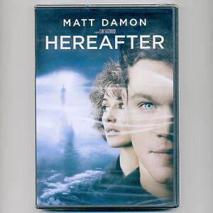 Details about Hereafter 2010 Spielberg movie DVD Matt Damon, Cécile de  France, tsunami, death