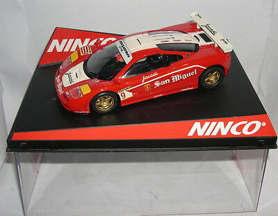 Kinderrennbahnen Miguel Mb Commodities Are Available Without Restriction Ninco 50435 Mclaren F1 Gtr #9 Zhuai St Spielzeug