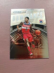 2019-20-Panini-Prizm-Basketball-Bradley-Beal-Dominance-Card
