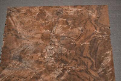 Oak Burl Raw Wood Veneer Sheets 10 x 14.5 inches 1//42nd             E9312-28