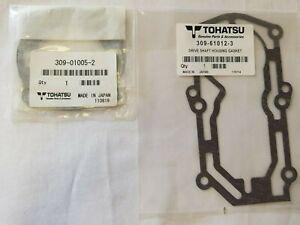 CYLINDER HEAD /& BASE GASKET TOHATSU OUTBOARD  2 2.2 3.3 HP 2.5 3
