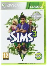 The Sims 3 [Xbox 360, Region Free, Fun Life Simulation, Relationships & Family]
