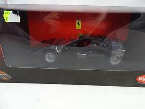 1-18-Kyosho-08173-Ferrari-365gt4-365-Gt4-Negro-Negro-Rareza