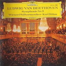 """12"""" Ludwig an Beethoven Symphonie Nr. 5, Karl Böhm Wiener Philharmoniker"""
