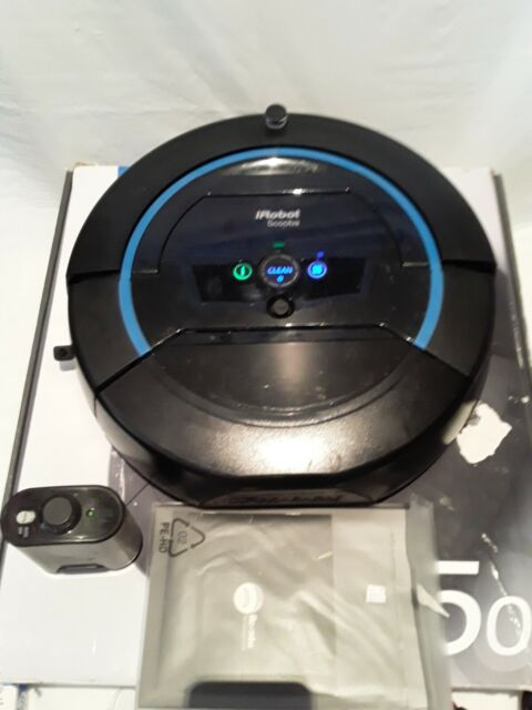 IRobot Scooba 450 Scrubbing Mopping Floor Cleaning Robot