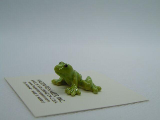 Hagen Renaker Ma Tree Frog Figurine Miniature New 221 Made in USA