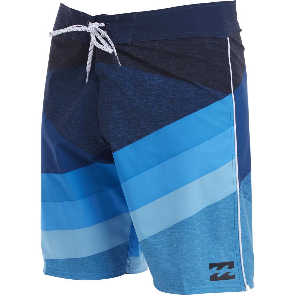 Billabong Slice X 19 blue Boardshorts Platinum X