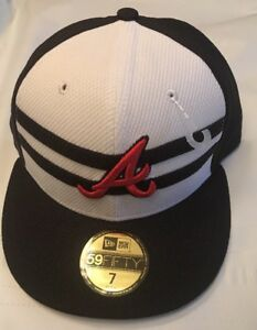 available latest fashion various design Atlanta Braves New Era MLB All Star Game 59FIFTY Cap Hat NWT Size ...