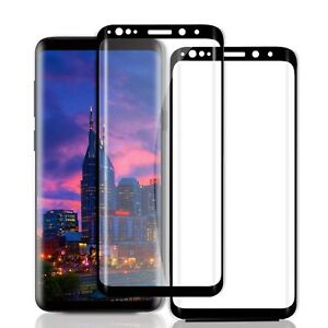 2x-3d-Tempered-Glass-for-Samsung-Galaxy-s9-Curved-Protection-Glass-9h-Protectio