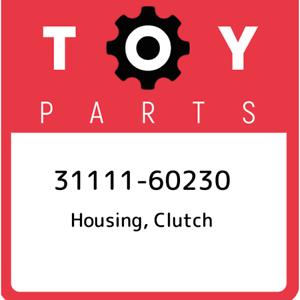 31111-60230-Toyota-Housing-clutch-3111160230-New-Genuine-OEM-Part