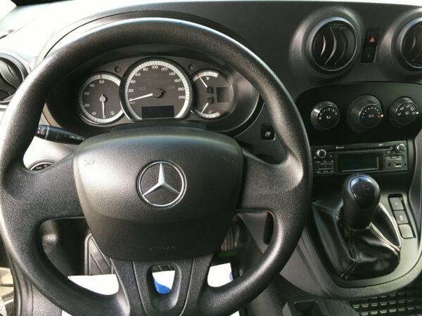 Mercedes Citan 109 1,5 CDi Kassevogn L - billede 4
