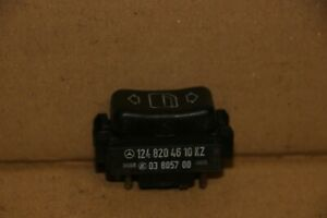 Original-Mercedes-Benz-E-Class-W124-Window-Regulator-Switch-A1248204610-De