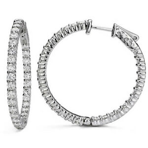 1ct-DIAMOND-INSIDE-OUTSIDE-SET-HOOP-EARRING-14-Karat-White-Gold